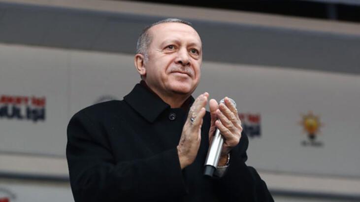 Cumhurbaşkanı Erdoğan '30 yıllık beklenti sona eriyor' diyerek müjdeyi verdi