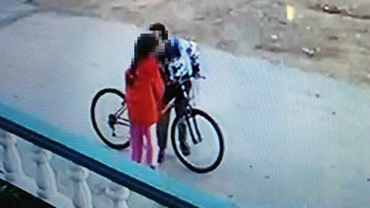 Bisikletli tacizciye 15 yıl hapis