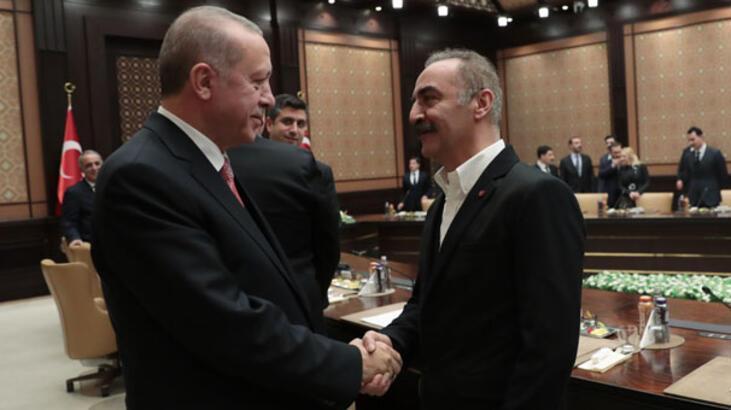 Son dakika: Cumhurbaşkanı Erdoğan yeni sinema yasasını onayladı