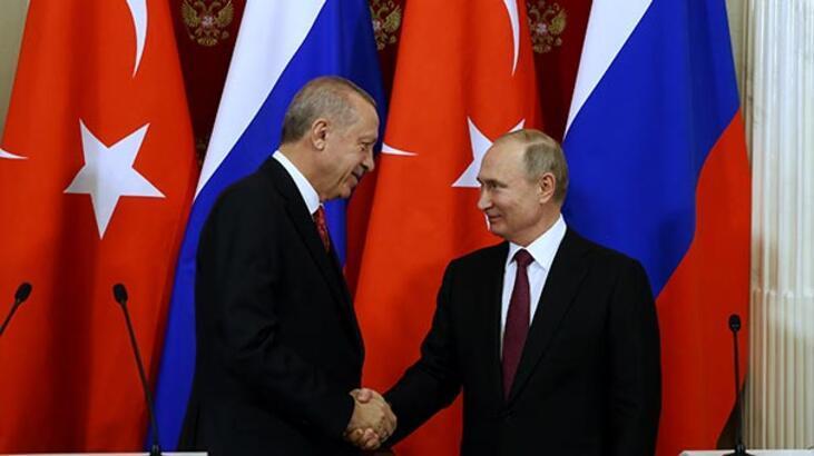 Son dakika: Görüşme sonrası Erdoğan ve Putin'den ortak açıklama