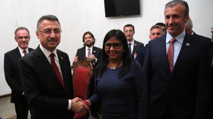 Cumhurbaşkanı Yardımcısı Oktay'dan iş adamlarına Latin Amerika çağrısı