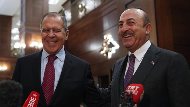 Son dakika... Kritik toplantı sona erdi! Bakan Çavuşoğlu'ndan ilk açıklama