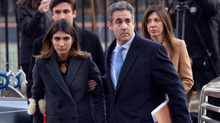 Son dakika | Trump'ın eski avukatı Cohen'e 3 yıl hapis cezası!