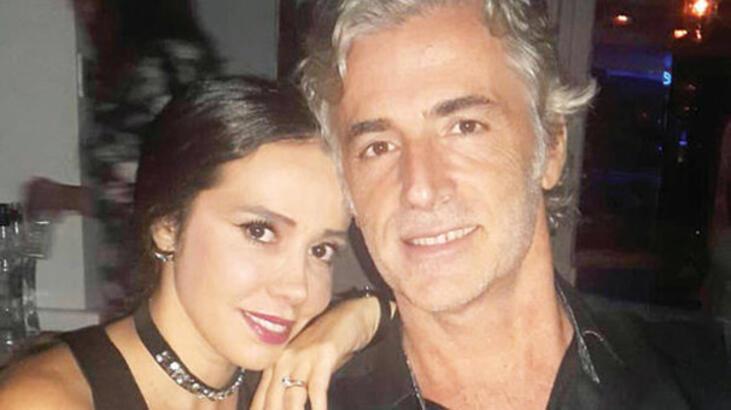 Murat Parasayar ile Burçin Özevin evleniyor