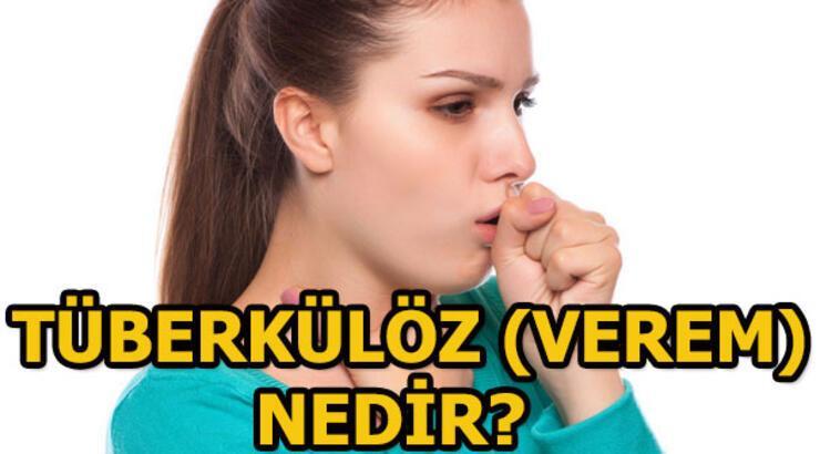 Tüberküloz nedir? Tüberküloz hastalığı bulaşıcı mıdır, tedavisi nedir? (Verem)