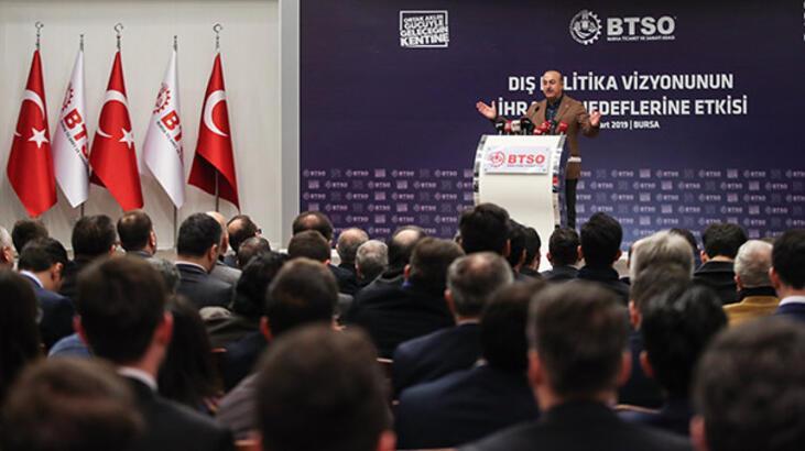 Son dakika... Çavuşoğlu'ndan 17 ülkeyle müzakere açıklaması!