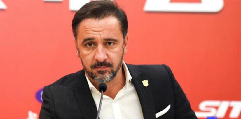 Vitor Pereira'ya 'sportmenlik dışı' ceza!