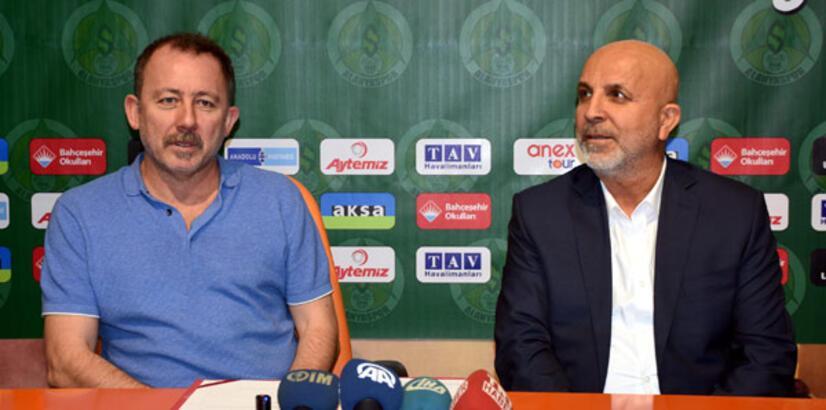 Hasan Çavuşoğlu: Sergen hocayla devam edeceğiz