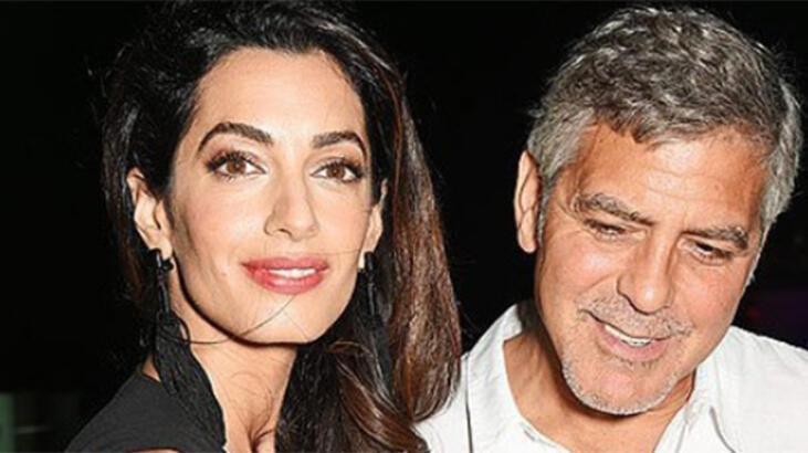 'George-Amal Clooney evlat edinecek' iddiası