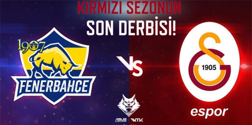 Wolfteam'de 1907 Fenerbahçe-Galatasaray derbisi