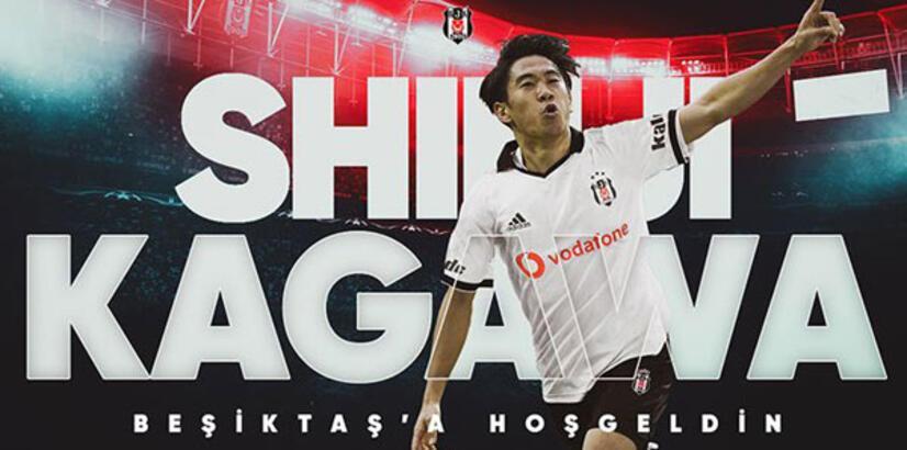 Son dakika: Beşiktaş, Kagawa ile resmen anlaşma sağladı!