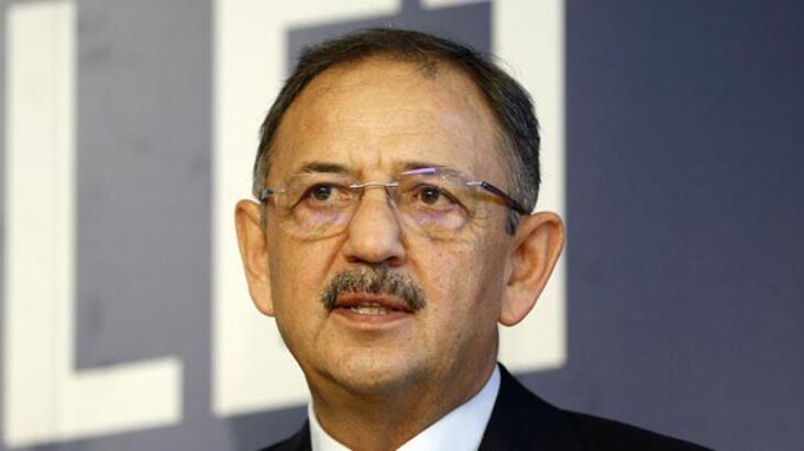 Mehmet Özhaseki: Mansur Yavaş'ı projesi yok diye eleştiriyorum