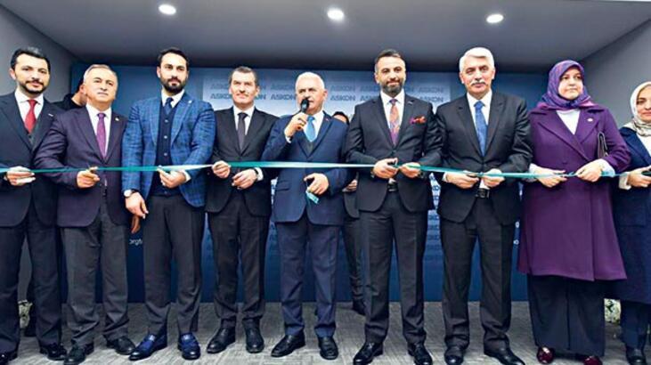 ASKON İstanbul'da yeni merkezini açtı