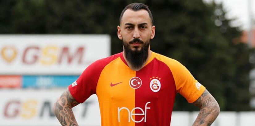 Son dakika: Galatasaray Mitroglou transferini açıkladı!