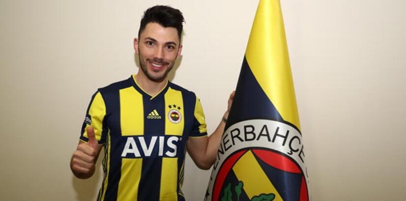 Fenerbahçe, Tolgay Arslan'ı açıkladı