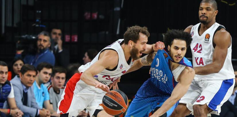 THY Avrupa Ligi'nde Anadolu Efes, play-off'u garantiledi