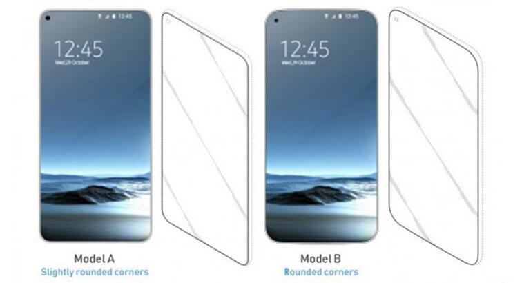 Samsung Galaxy S10'un tasarımı nasıl olacak?