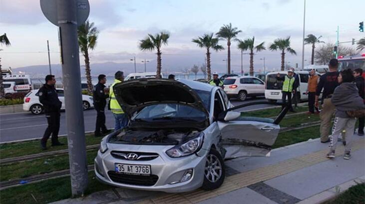 İzmir'de feci kaza! Rektör acı haberi böyle duyurdu
