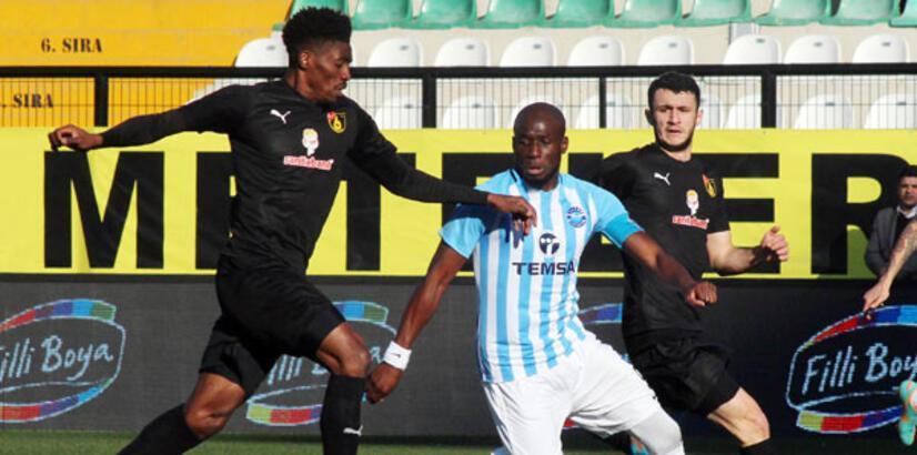 İstanbulspor - Adana Demirspor: 2-0