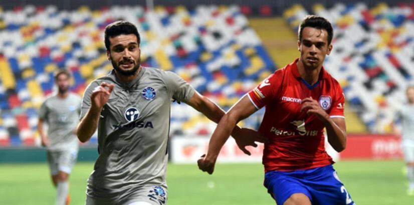 Altınordu - Adana Demirspor: 0-1
