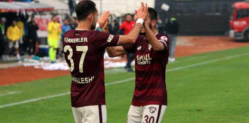Nazilli Belediyespor-Göztepe: 0-3