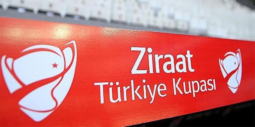 Ziraat Türkiye Kupası'nda çeyrek final programı açıklandı!