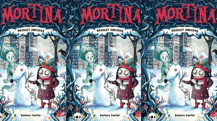 Dünyanın en eğlenceli çocuk zombisi Mortina