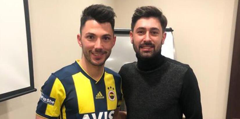 Son dakika! Tolgay Arslan Fenerbahçe'de...
