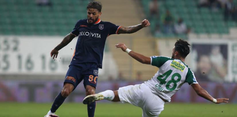 Bursaspor - Medipol Başakşehir: 0-0