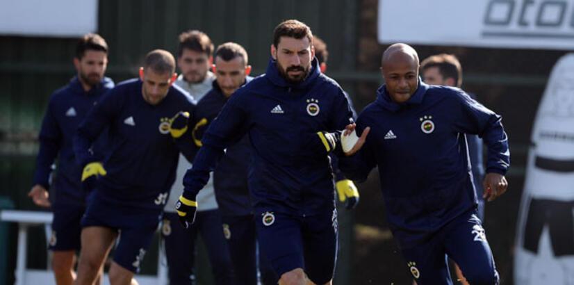 F.Bahçe'nin Zenit kadrosu belli oldu! Valbuena'nın olmama nedeni...