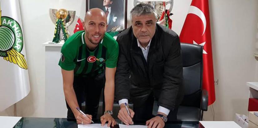 Akhisarspor Edin Cocalic ile anlaştı!