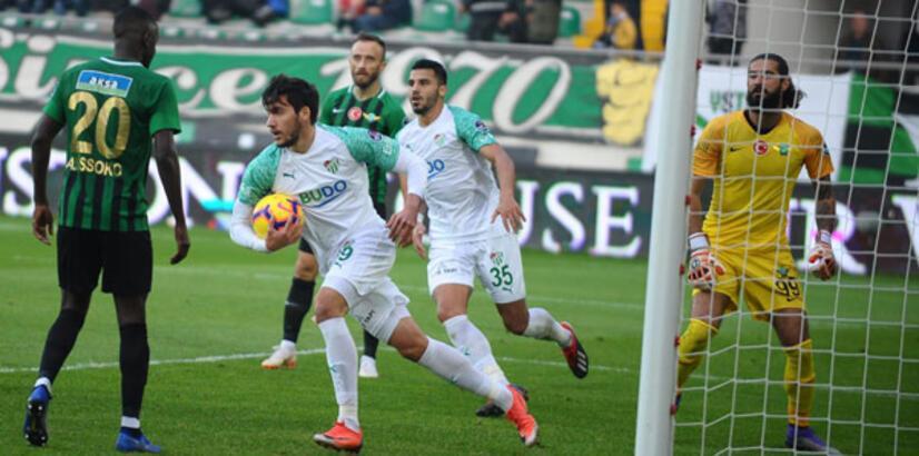 Akhisarspor  2 - 4 Bursaspor