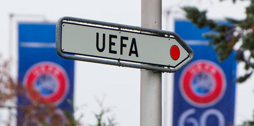 UEFA bunu beğenmedi!