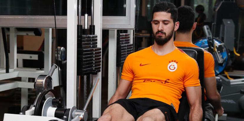 Galatasaray'da Emre Akbaba gelişmesi!