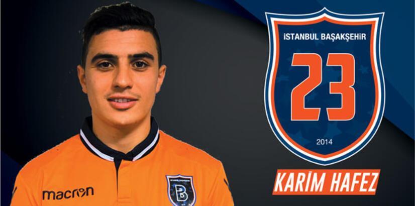 Başakşehirli Karim Hafez Kasımpaşa yolunda