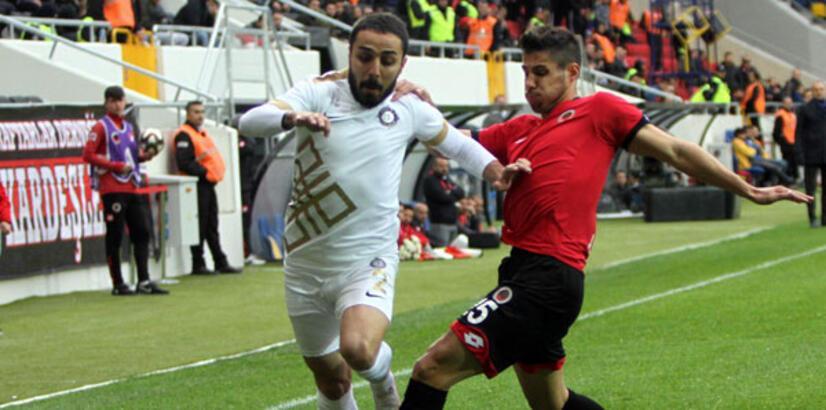 Gençlerbirliği - Osmanlıspor: 0-2