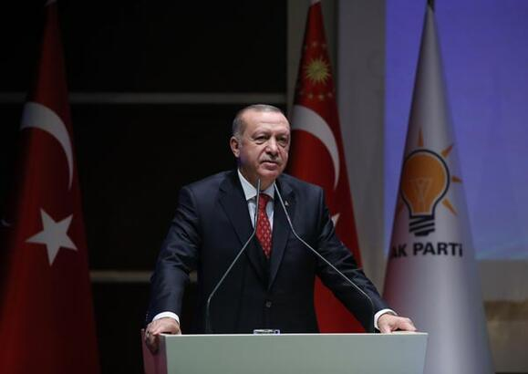 "Cumhurbaşkanı Erdoğan'dan ""İstiklal Marşı"" mesajı!"