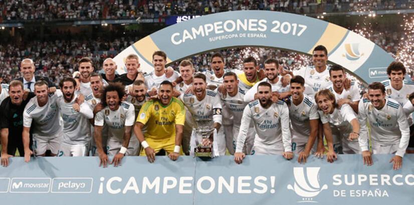 İspanya Süper Kupası yurt dışına taşınıyor
