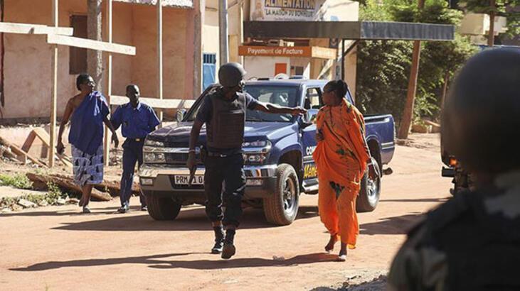 """""""Mali'de din adamları hedef alınıyor"""""""