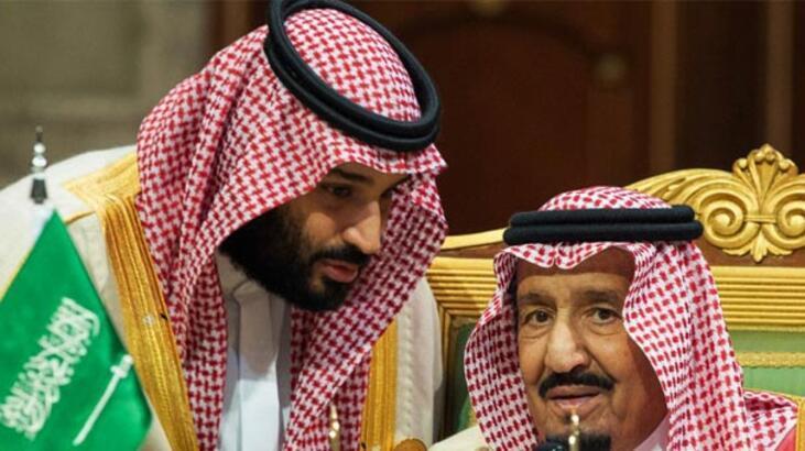 Suudi Arabistan'da görev değişikliği! Ve başladılar