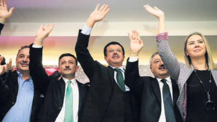 AK Parti İzmirli olacak