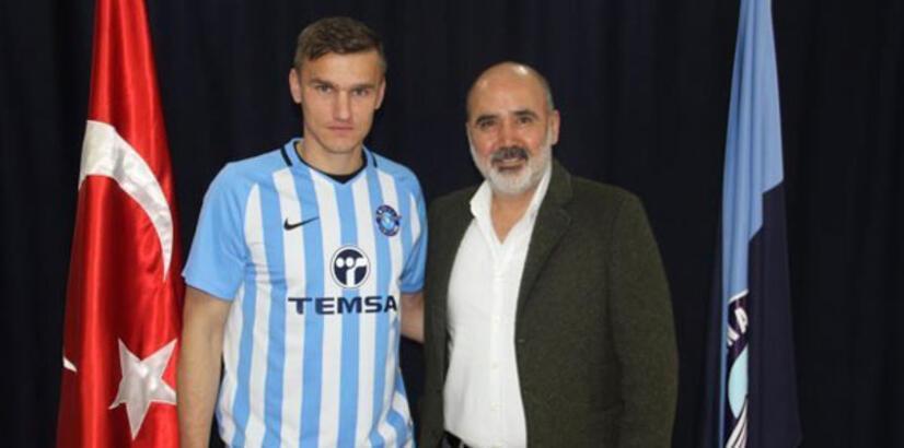 Oleksandr Gladkyy, Adana Demirspor'da!