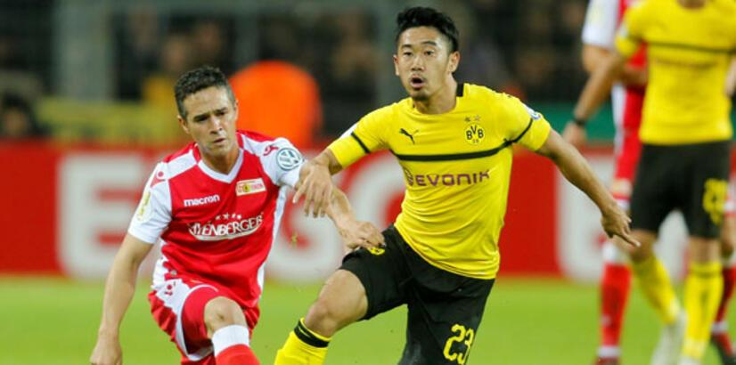 Beşiktaş, Borussia Dortmund'dan Kagawa'yı kiralıyor