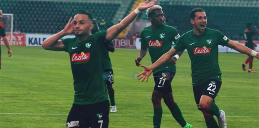 Denizlisporlu Ziya için Trabzonspor devrede