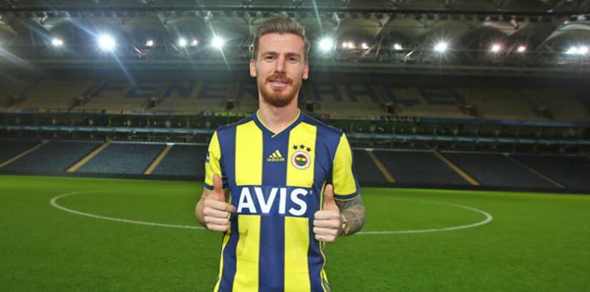 Fenerbahçe, Serdar Aziz'i resmen açıkladı!