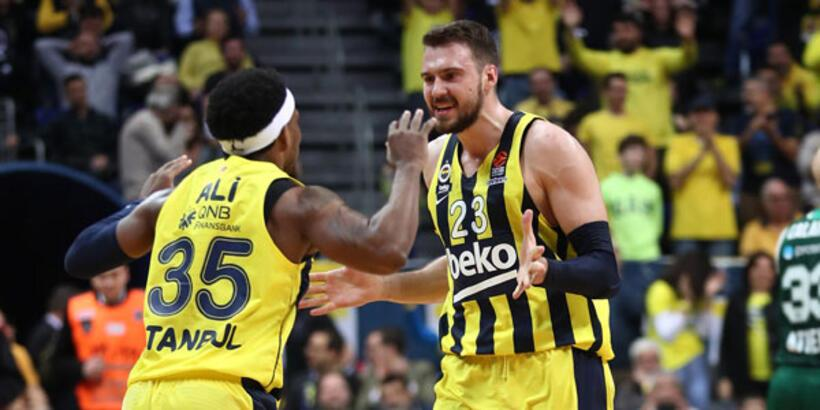 Fenerbahçe Beko'dan büyük başarı