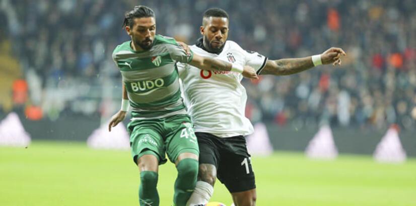 Beşiktaş - Bursaspor: 2-0