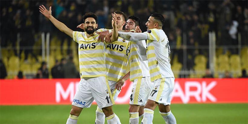 Fenerbahçe, Yeni Malatyaspor maçında 112 bin m koştu!