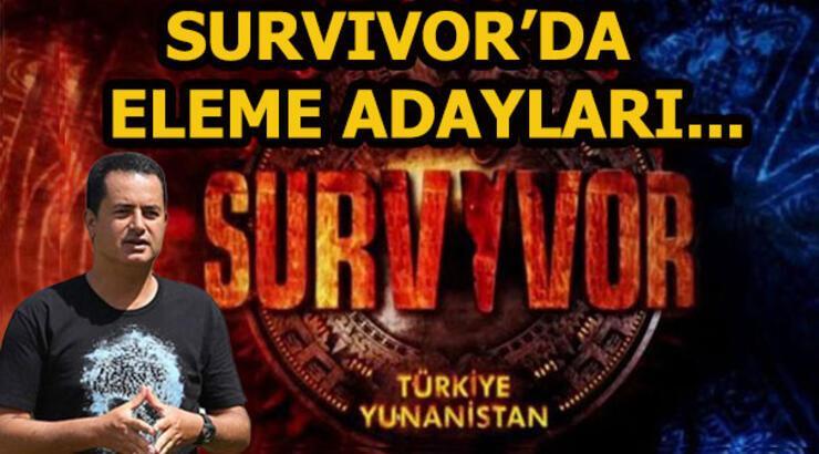 Survivor'da eleme adayları kimler oldu? Dokunulmazlığı hangi takım kazandı?