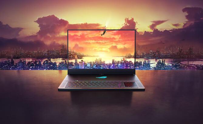 Asus'un yeni oyun bilgisayarı satışa çıktı
